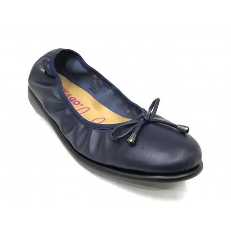 Flex&Go 50 5105 Manoletina Mujer Azul marino