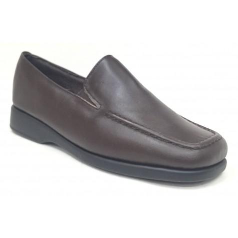 Flex&Go 07 4006 Marrón Zapato Clásico Mujer