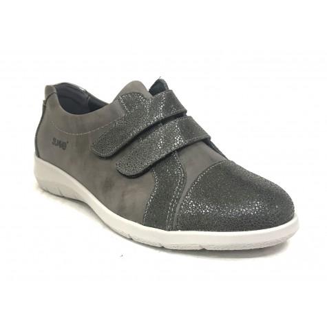 Suave 92 3509 Gris Zapato deportivo de Mujer