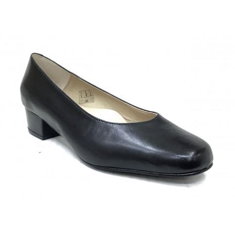 Mima-Pies 51 100 Negro Zapato Salón de Mujer