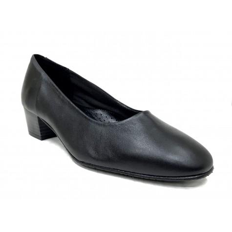 Fleximax 03 44 Zapato Mujer Negro Salón