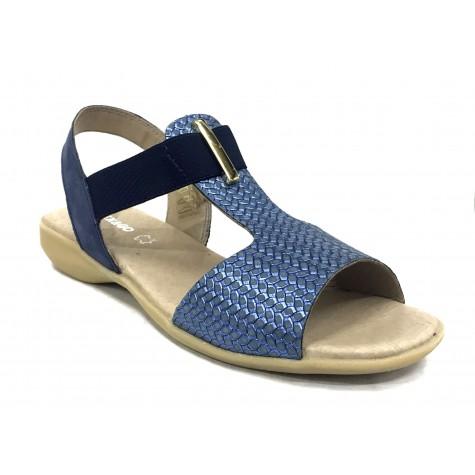Flex&Go 73 SD0032 Azul Sandalia de Mujer