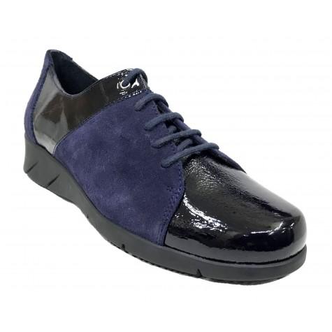 Comfort Class 04 8140 Marino Charol Zapato Mujer