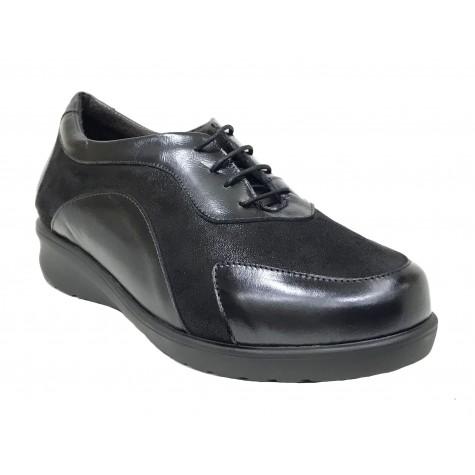 Doctor Cutillas 15 54351 Negro Zapato de Mujer