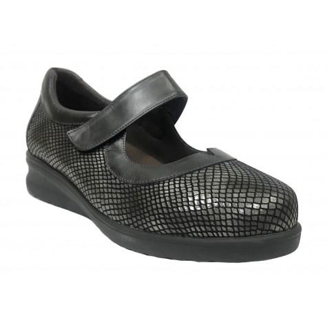 Doctor Cutillas 16 54340 Plomo Zapato de Mujer Mercedes