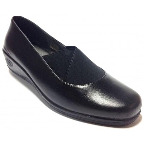 Doctor Cutillas 04 92409 Negro Zapato de Mujer