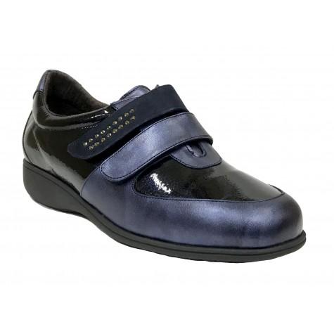 Doctor Cutillas 24 53543 Marino Zapato de Mujer con Velcros