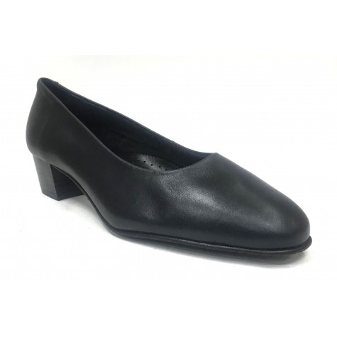Fleximax 03M 44 Zapato Mujer Marino Salón